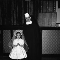 Image of First Communion, St. Philip's Church, Bemidji, 1959 - First Communion, St. Philip's Church, Bemidji, May 10,1959
