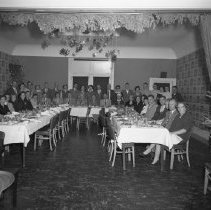 Image of Naylors Christmas Party Dec 22, 1956 - Naylors Christmas Party Dec 22, 1956