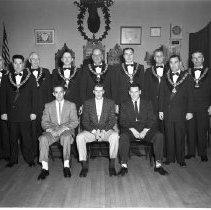 Image of Elks Club Initiation