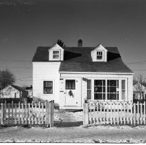 Image of Ray Stephenson's Home, 1019 Irvine Ave, Bemidji 1956 - Ray Stephenson's Home, 1019 Irvine Ave, Bemidji 1956