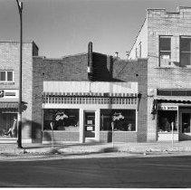 Image of Steve's Cafe, 417 Beltrami Ave., Bemidji 1956 - Steve's Cafe, 417 Beltrami Ave., Bemidji 1956