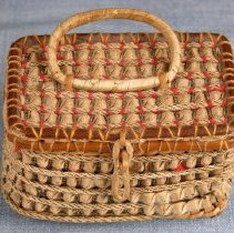 Image of 04.02.01 - Small woven basket