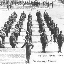 Image of 116 Infantry Band