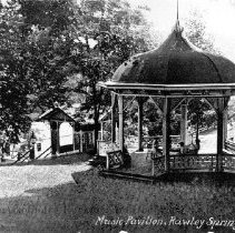 Image of Photo0039.jpg - Music pavilion at Rawley Springs