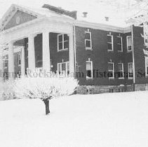 Image of Photo0076.jpg - Rockingham Memorial Hospital in the snow