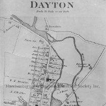 Image of Photo0085.jpg - Map of Dayton in 1885