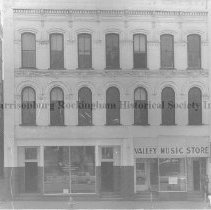 Image of Photo0114.jpg - Valley Music store and Virginia ABC store in Wilton building