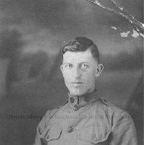Image of Photo0146.jpg - B.O. Thacker in uniform