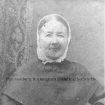 Image of unidentified woman.