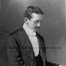 Image of Photo0066.jpg - Side view of  William Howe Ruebush