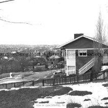 Image of View of Harrisonburg at Ott St.