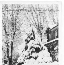Image of Snow scene in Dayton