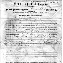 Image of Court document, 1872