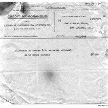 Image of Dunham, Carrigan & Hayden Co. October 23, 1917