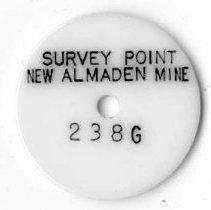 Image of 1997.2.1240 - Marker, Survey