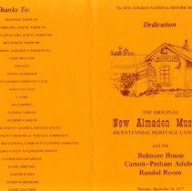 Image of 1997.2.1241 - Brochure
