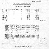 Image of Mercury sales February, 1912