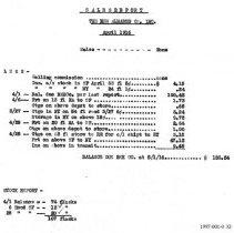 Image of mercury sales April, 1916