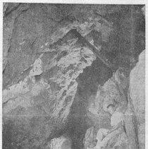 Image of Not Far off S. First, A Mine, Deep, Dank, 1957