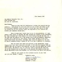 Image of 1997.2.1331 - Letter