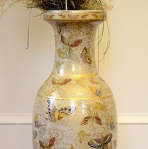 Image of 2014.5.056 - Vase, flower