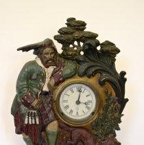 Image of 2014.5.160 - Clock, Mantel