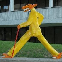 "Image of Homie, Walking the Dogs - Lujan, Gilbert ""Magu"""