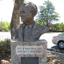 Image of Virgil Chapman (Bust) - Silva, Jerald