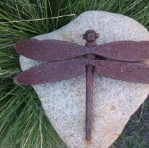 Image of Untitled (Dragonfly) - Larry Meeks