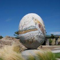 Image of The Egg - Dairiki, Sayako
