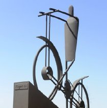 Image of The Bicyclist - Riegel, Michael
