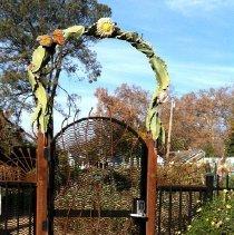 Image of Garden Gate/Garland - Bassoff-Faducci, Solomon
