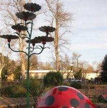 Image of Urban Garden Rain Collector - Meeks, Larry