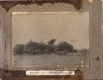 Image of Meteteetse Hay Crew 1907