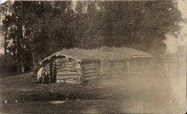 Image of Price & Torrey at Woodruff Cabin