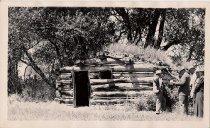 "Image of Woodruff Cabin, Circa 1930""s."