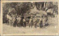 Image of Woodruff Cabin Dedication