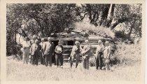 Image of 1938 Cabin Dedication