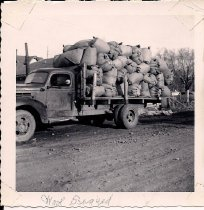 Image of Wool Truck
