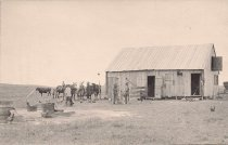 Image of Ranch Scene Post Card