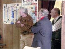 Image of Korean War Exhibit Opening