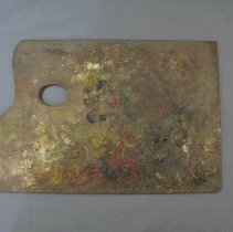 Image of Palette - 2003.338