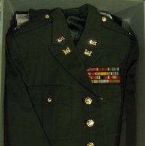Image of Uniform, Military - 2005.214a,b