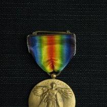 Image of World War I Victory Lapel Medal, 2003.164c