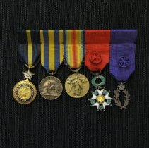Image of Miniature Medals, 2003.164g