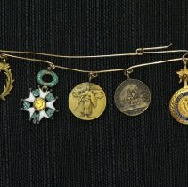 Image of Miniature Medals, 2003.164h.jpg