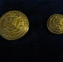 Image of Republic of Venezuela Buttons, 2003.164i