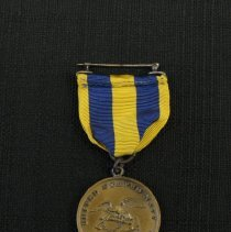 Image of United States Navy Service Medal for Spanish American War, 2003.164b