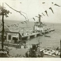 Image of Grimsby Park Pier 1911