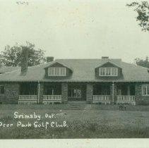 Image of Deer Park Golf Club Postcard